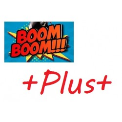 """Pack complet """"BOOM BOOM PLUS"""""""