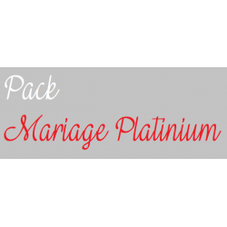 "Pack complet ""MARIAGE..."